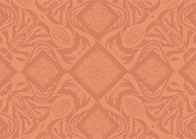 Design Maori Orange